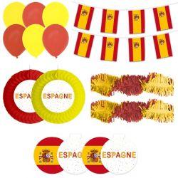 Kit déco Espagne