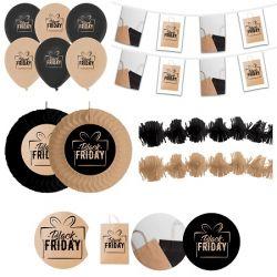 Kit Déco Black Friday