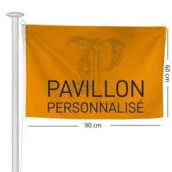 Pavillon personnalisé 60x90cm