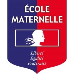 Ecusson porte-drapeaux LEF3