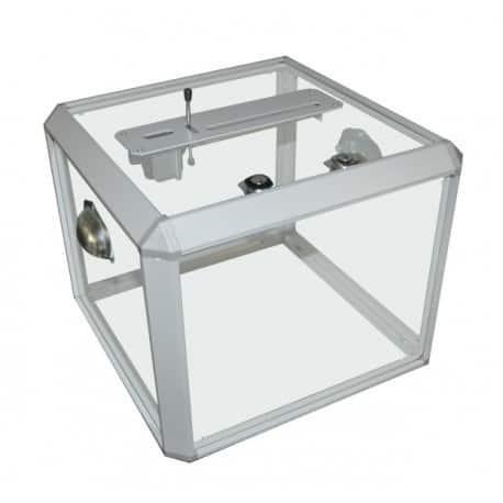 Urne conforme 22 litres - 300 à 500 bulletins sans compteur