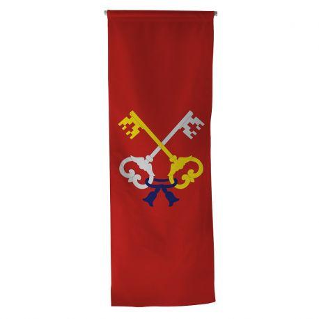 Oriflamme province Comtat-Venaissin 60x240 cm