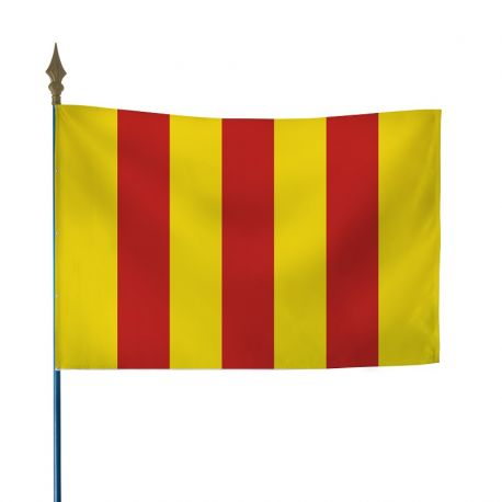 Drapeau province Comté de Foix 100x150 cm