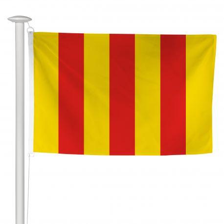Pavillon province Comté de Foix 60x90 cm