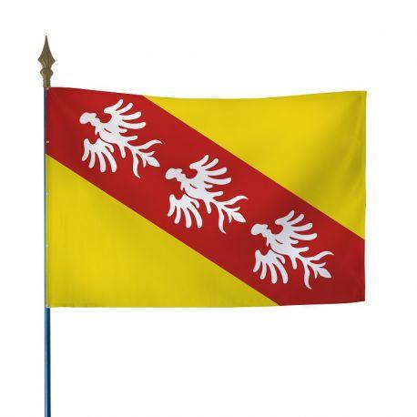 Drapeau province Lorraine 40x60 cm