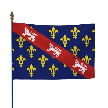 Drapeau province Marche 40x60 cm