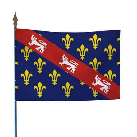 Drapeau province Marche 100x150 cm