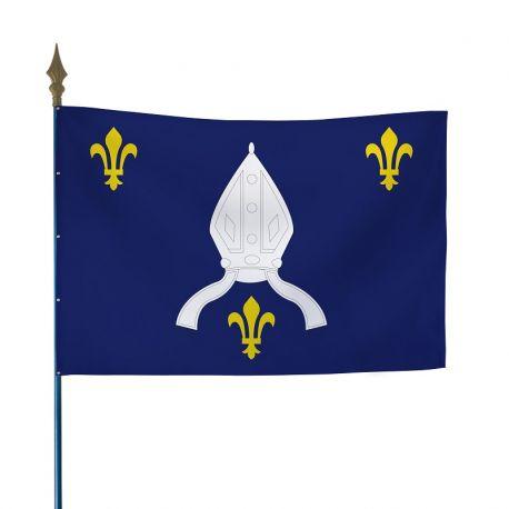Drapeau province Saintonge 50x75 cm