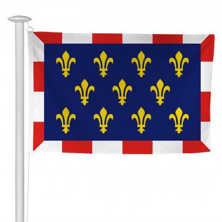 Pavillon province Touraine 150x225 cm