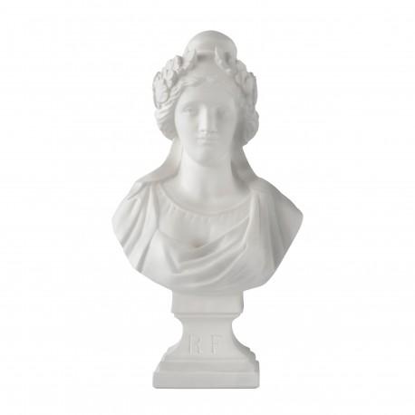 Buste de Marianne 44 cm - Modèle VAUQUELIN