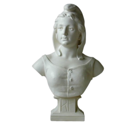 Buste de Marianne - Modèle DUBOIS 54 cm