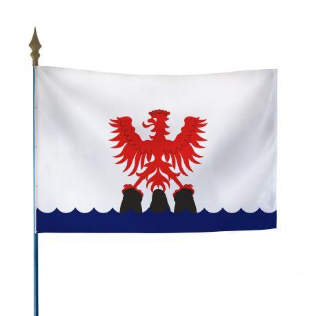 Drapeau province Comté de Nice 40x60 cm