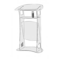 Pupitre design en plexiglass