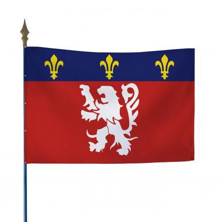 Drapeau province Lyonnais 100x150 cm