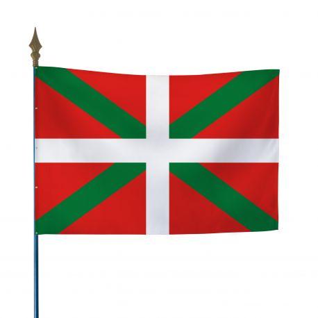 Drapeau province Pays Basque 80x120 cm