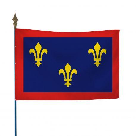Drapeau province Anjou 40x60 cm