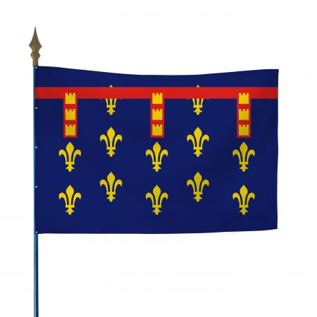Drapeau province Artois 80x120 cm