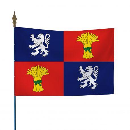 Drapeau province Gascogne 50x75 cm