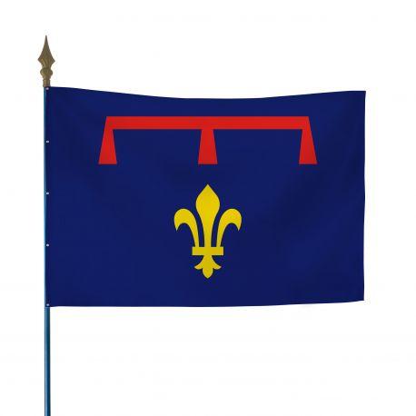 Drapeau province Provence Armes 40x60 cm