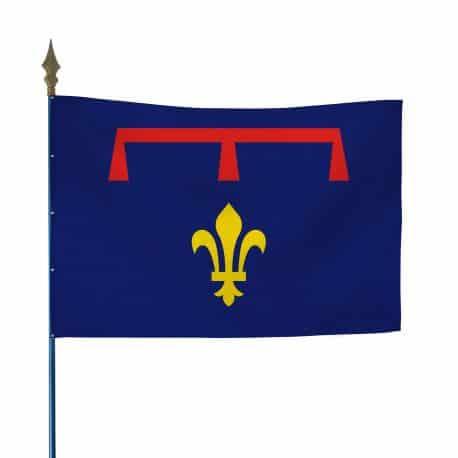 Drapeau province Provence Armes 80x120 cm