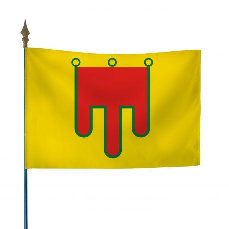 Drapeau province Auvergne 40x60 cm