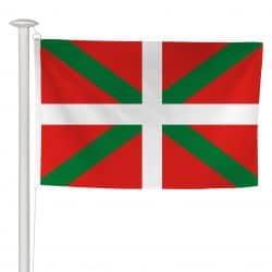 Pavillon province Pays Basque 100x150 cm