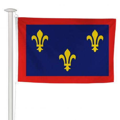 Pavillon province Anjou 50x75 cm
