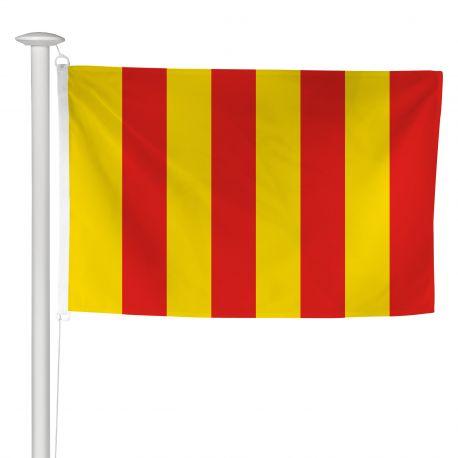 Pavillon province Roussillon 80x120 cm