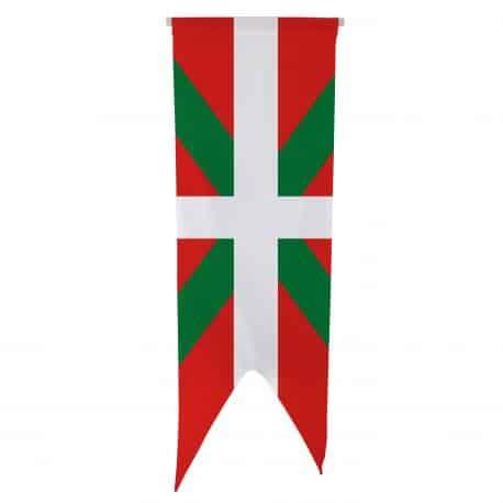 Oriflamme province Pays Basque 40x120 cm