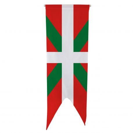 Oriflamme province Pays Basque 80x300 cm