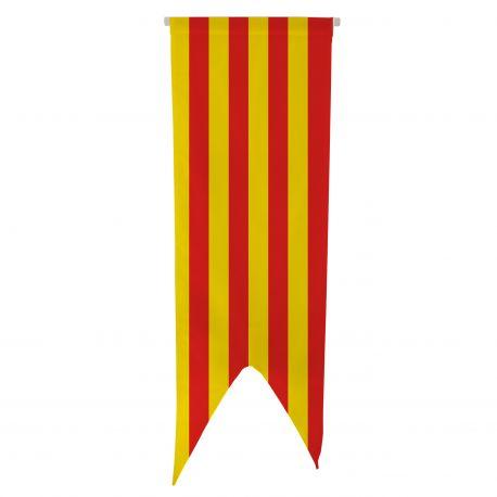 Oriflamme province Roussillon 80x300 cm