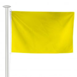 Pavillon jaune 125 x 150 cm