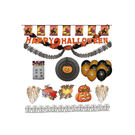 Kit Déco Halloween