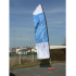 WinXtrem Hauteur 3.50 m - Voile 300 x 75 cm