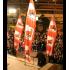 WinXtrem Hauteur 6.40 m - Voile 540 x 120 cm