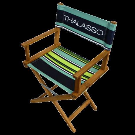 Chaise de réalisateur personnalisée