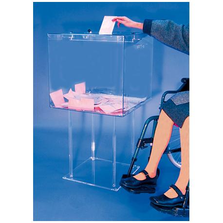 Table basse pour urne - Spécial Handicapés