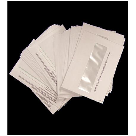 Enveloppes pour cartes d'électeurs - Lot de 500