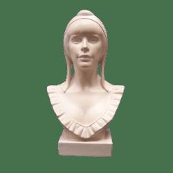 Buste de Marianne Mireille MATHIEU 30 cm