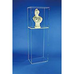 Vitrine colonne pour buste de Marianne Classique