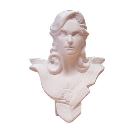 Buste de Marianne - Modèle CHAVANON