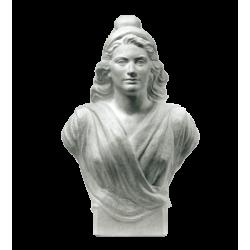 Buste de Marianne - Modèle SAUPIQUE