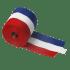 Ruban tricolore 100 mm