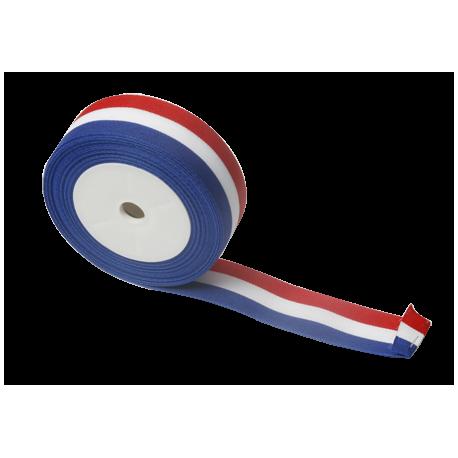 Ruban tricolore 38 mm