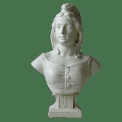 Buste de Marianne - Modèle DUBOIS 78 cm