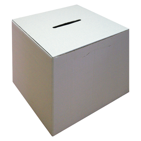 Urne 1000 bulletins en carton