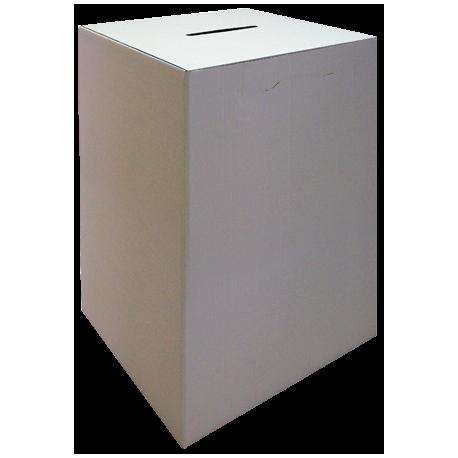 Urne 2000 bulletins en carton