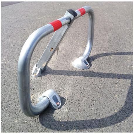 Bloc parking Eco avec clé triangle