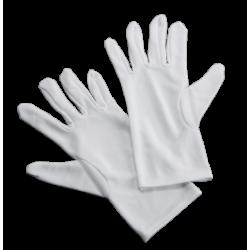 Gants blancs de cérémonie