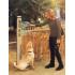 Distributeur de sacs pour déjections canines Deauville